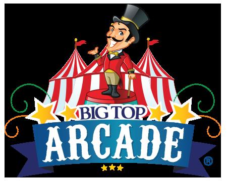 Big Top Arcade Logo